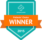 opencare patients choice winner 2015